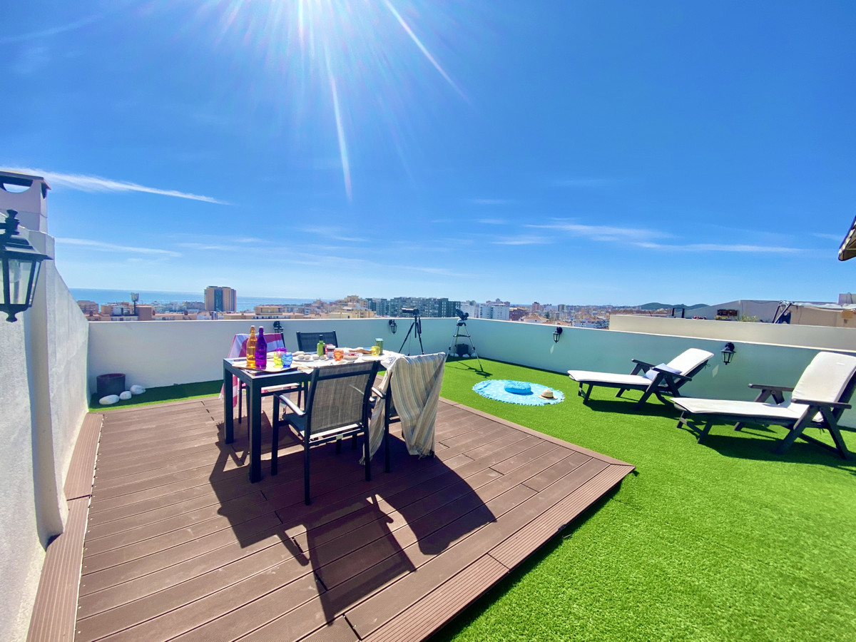 EXCLUSIVE AND UNIQUE DUPLEX PENTHOUSE IN LOS BOLICHES Completely renovated and very high quality.  ,Spain