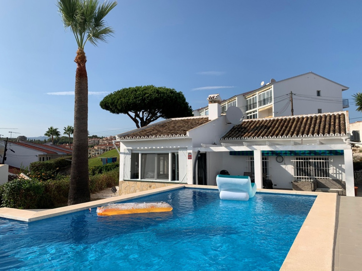 This is a beautifully presented detached villa located in lower El Faro at the end of a small quiet ,Spain