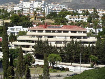 A complete apartment complex near the Casino in Puerto Banus consisting of 17 apartments with privat,Spain