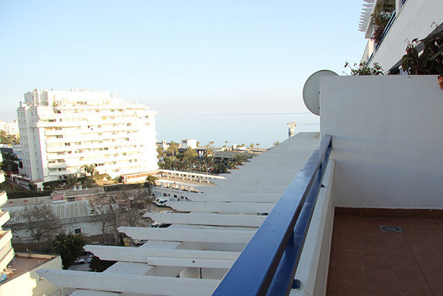 Fantastic apartment in the center of Marbella with wonderful sea views.  It is very cozy and spaciou, Spain
