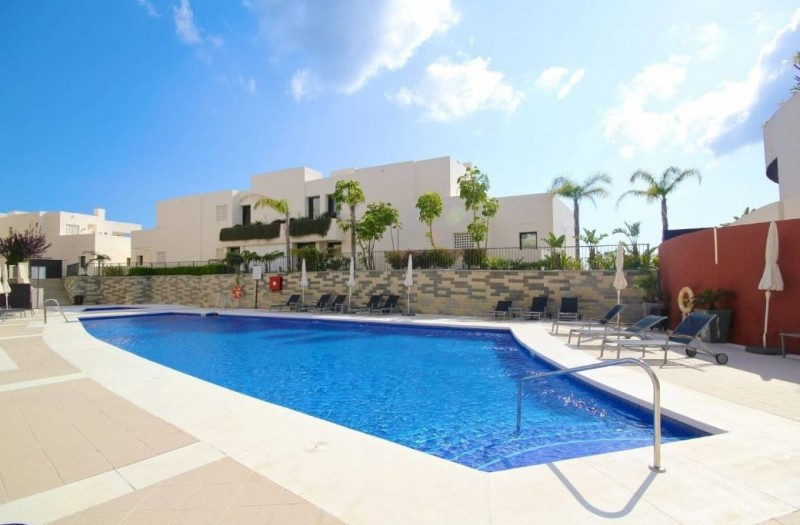 Penthouse with two bedrooms and spectacular panoramic sea views in Samara , Altos de Los Monteros , ,Spain