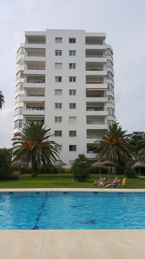 Studio apartment on front line beach in La Cala de Mijas. The studio, facing east, is fully furnishe, Spain