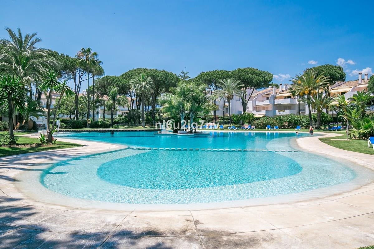 *Spacious and light penthouse beachside apartment located a short drive away to Puerto Banus and Mar, Spain