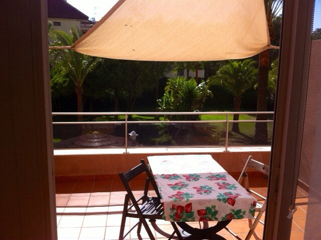 Nice studio apartment on Torrequebrada Golf Course. It is a first floor, north-facing with open view,Spain