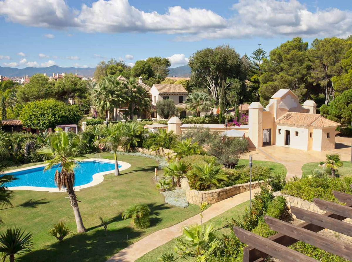 Exclusive new apartment 4 Bedrooms 3 Bathrooms in Las Mimosas, Puerto Banus surrounded by a large Me,Spain