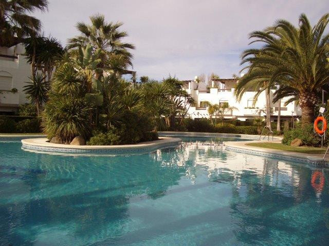 COMPLEX IN SECOND LINE OF BEACH - SAN PEDRO DE ALCANTARA -  Charming 2 bedroom townhouse situated in,Spain