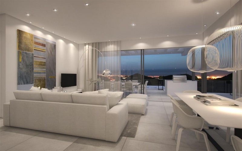 On walking through the door of your home at Palo Alto, you will enter a space inspired by nature whe,Spain