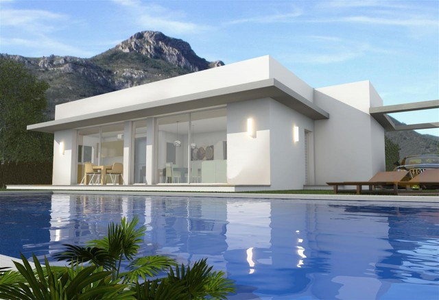 Situated in one of the best enclaves of the Marina Alta, just few kilometres from Denia, a planned c, Spain