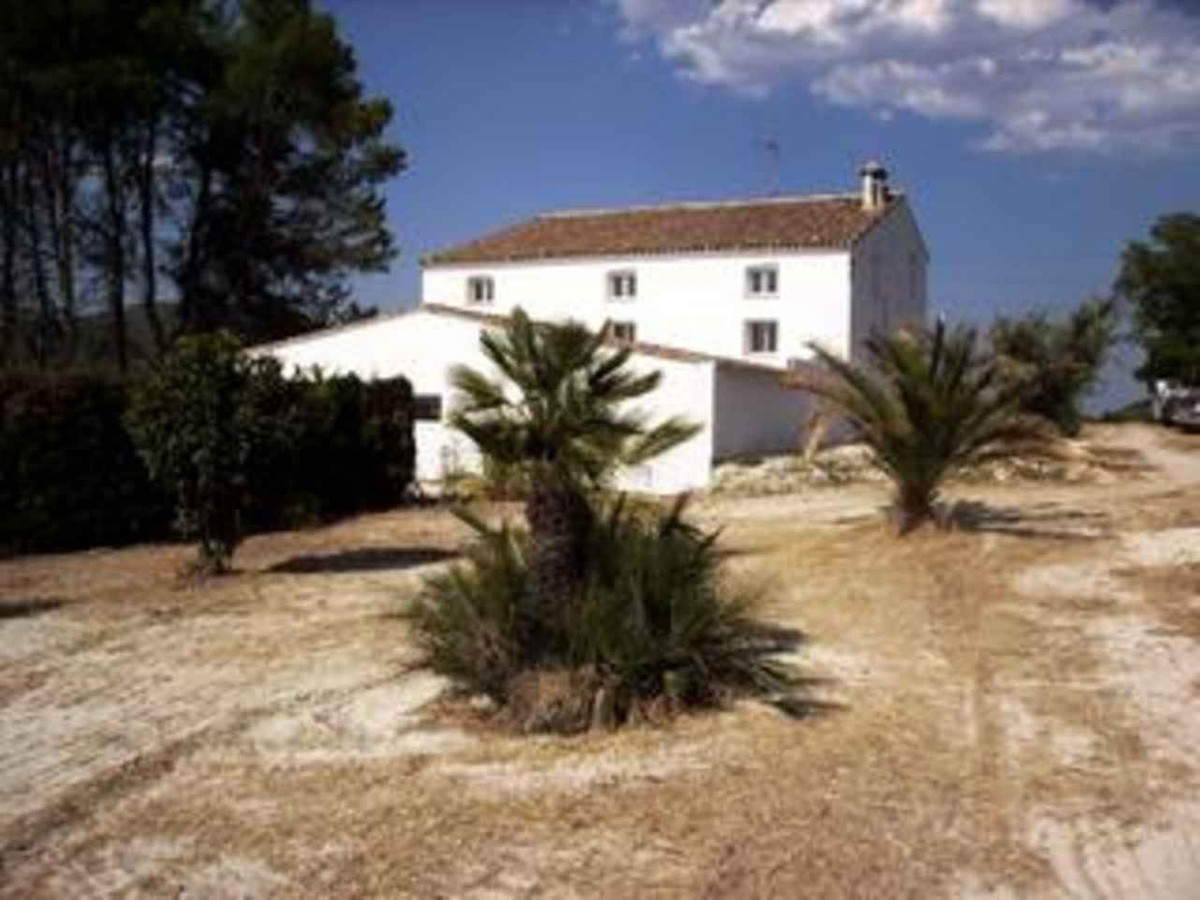 The makings of a lovely home in Agres!  Restored Finca with large stonewalled lounge and rooms. . It,Spain