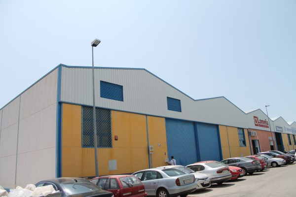 LARGE DIMENSIONS WAREHOUSE AT THE ESTEPONA POLIGONO. EXCELLENT LOCATION FOR YOUR BUSINESS WITH TOTAL, Spain