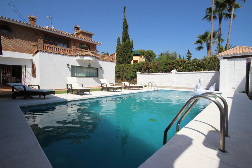 This second line beach and sandy dunes detached villa enjoys a wonderful location and total privacy., Spain