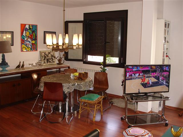 Sold fantastic floor completely renovated in manor house in the theater's main floor consists of,Spain