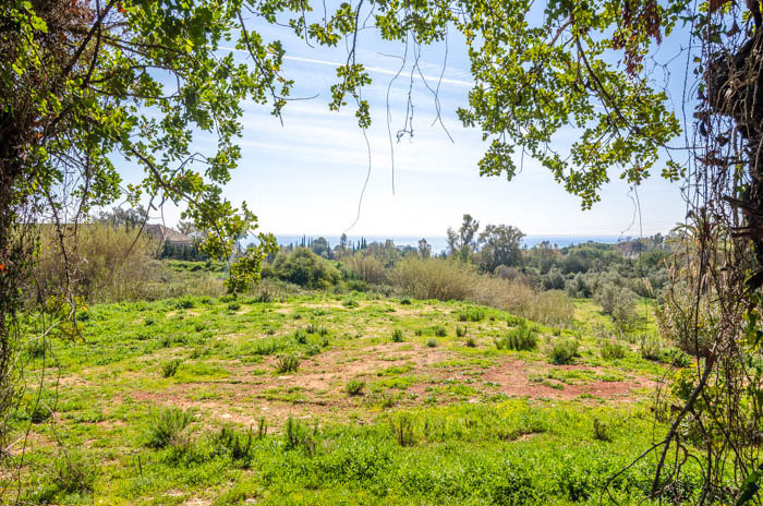 Tucked away down a private driveway, this stunning 7564 m2 plot offers both majestic panoramic sea a,Spain