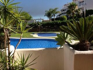 Spacious property in gated community with gardens and swimming pool for adults and children. It comp,Spain