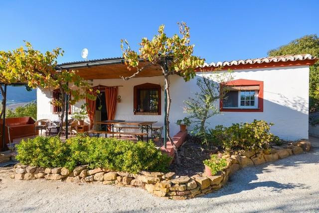 A country home situated on 4 hectares of fenced land, plus 3 stables for horses (including OCA licen, Spain