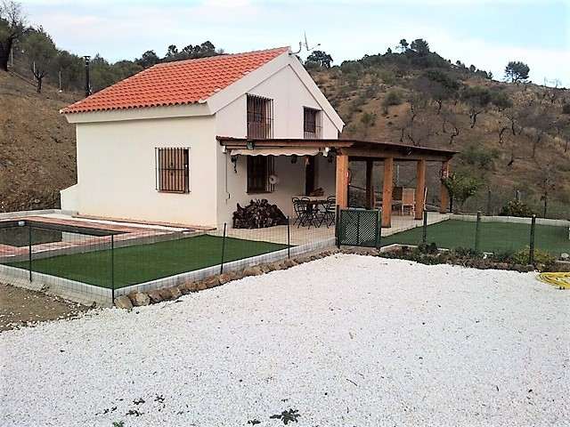 ¡¡ HOUSE IN PARCEL OF 7,000 M2 MUNICIPAL TERM OF MONDA ¡¡  Plot of 7000 m completely fenced, with wa, Spain