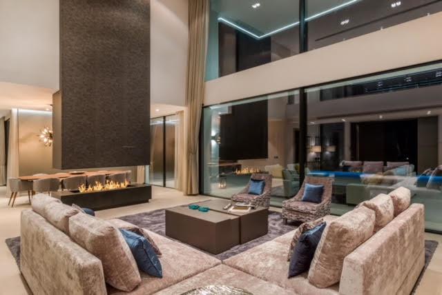 Detached Villa, Benahavis, Costa del Sol. 6 Bedrooms, 6 Bathrooms, Built 500 m², Terrace 200 m², Gar,Spain