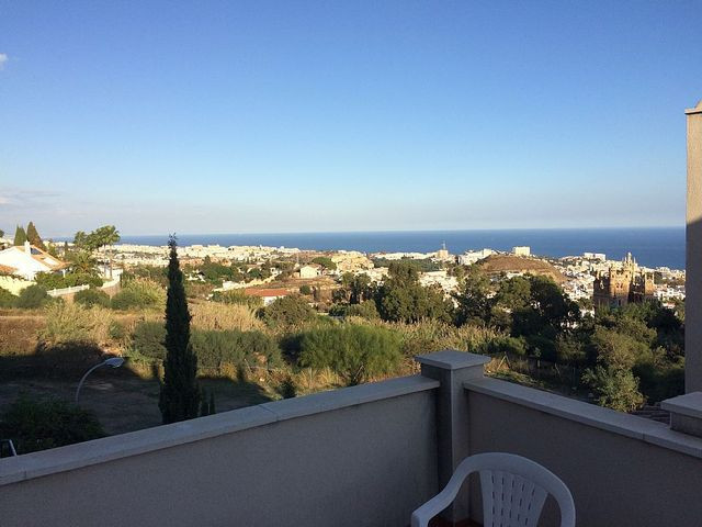 Great two-bedroom apartment with a good sized terrace with views to the sea  in a quiet area a few s,Spain