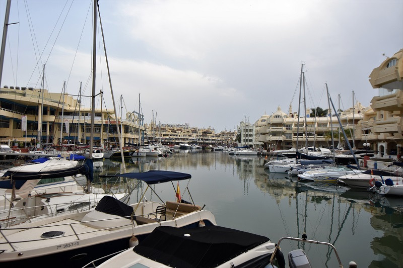RARE OPPORTUNITY IN THE HEART OF THE BENALMADENA PORT WITH A FANTASTIC VIEW OF THE BEAUTIFUL MARINA ,Spain