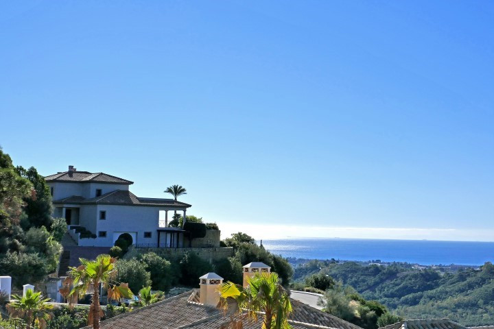 Stunning villa in the sought after area of Montemayor in Benahavis, Marbella. 24h security and very ,Spain