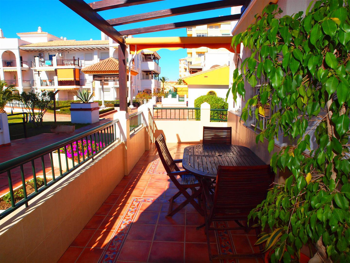 Nice apartment ground floor in a private urbanization in Torrox. A spacious living room, with access,Spain