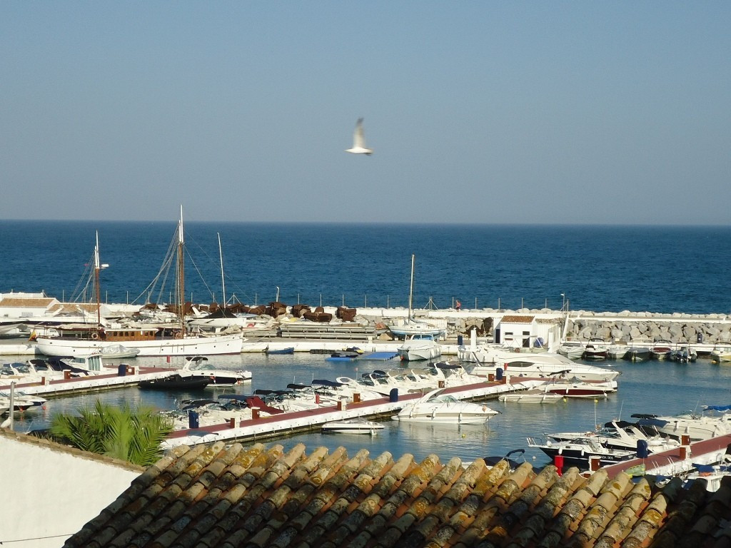 This is a lovely apartment situated on a high floor in Puerto Banus offering panoramic views of the ,Spain