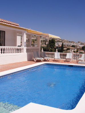 A short drive from Malaga airport, Villa Maria is a spacious, single-storey, detached villa situated,Spain