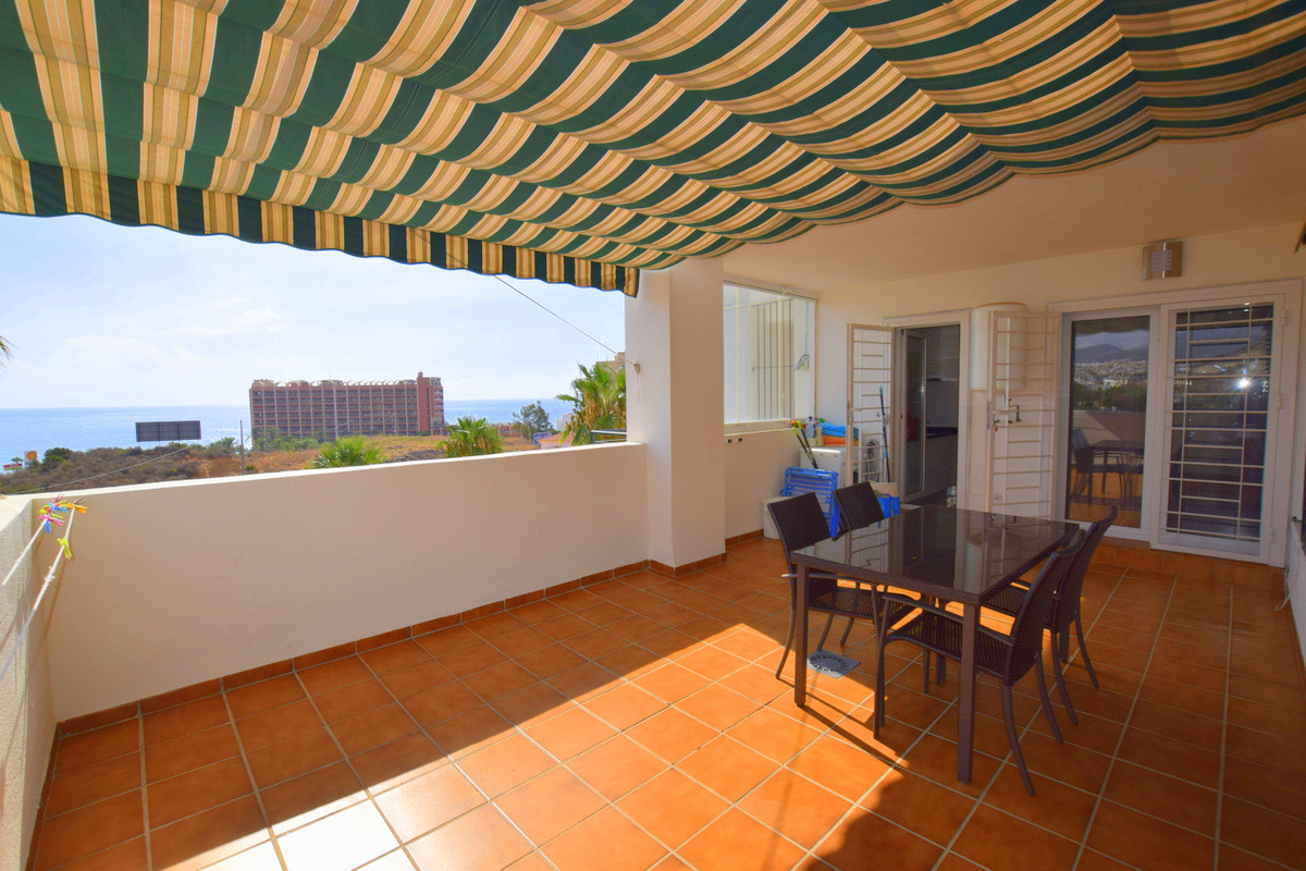 Excellent location! Large sunny terrace with beautiful sea views! 2 minutes walking to the beach!  ,, Spain
