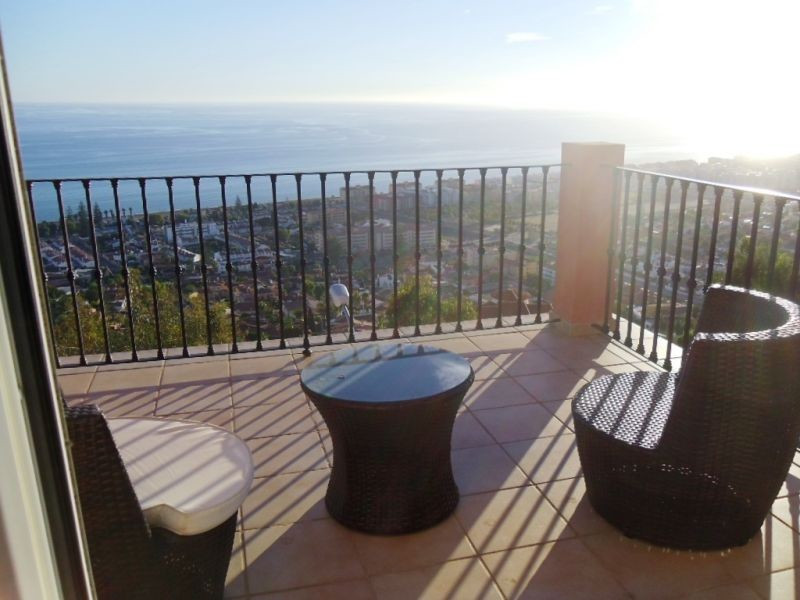 A truly majestic property in an idylic exclusive residential location, offering stunning views of th,Spain