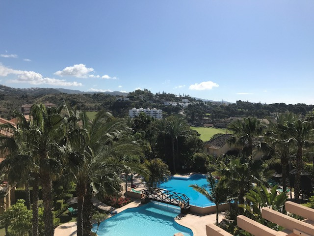 Golf Gardens - very nice penthouse for sale in this complex.  This duplex penthouse has 3 bedrooms a,Spain