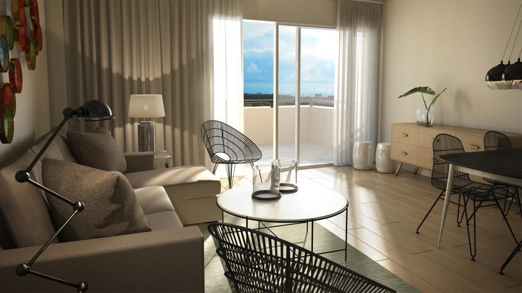 The apartment has been designed in a contemporary style and with excellent qualities which will allo, Spain