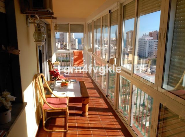 Top Floor Apartment, Fuengirola, Costa del Sol. 3 Bedrooms, 2 Bathrooms, Built 89 m², Terrace 26 m².,Spain