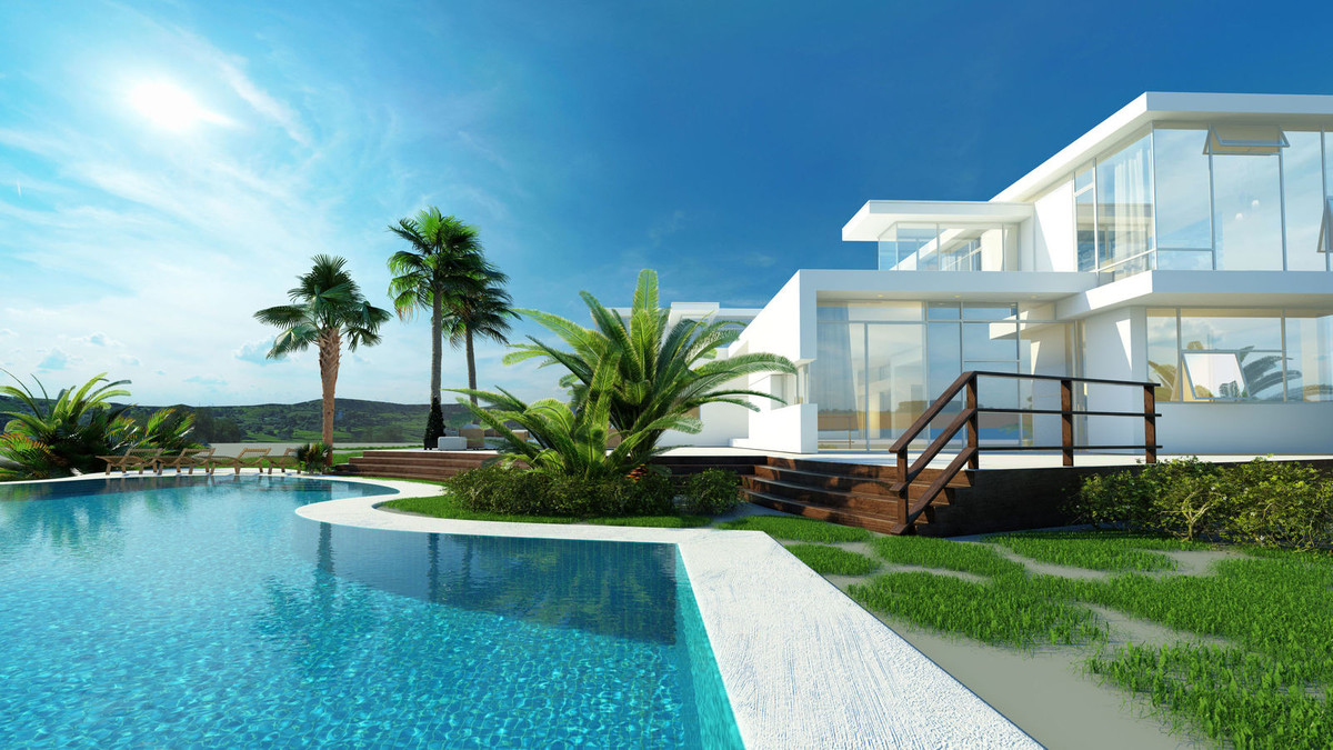 Residential plot with license to build with south/west facing and unspoiled views of the Mediterrane,Spain
