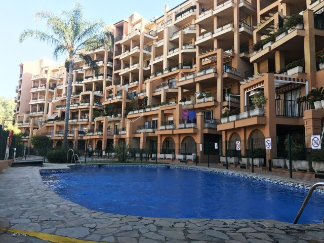 Well presented 1 bedroom + 1bathroom apartment located in a private complex at lower Torreblanca at , Spain