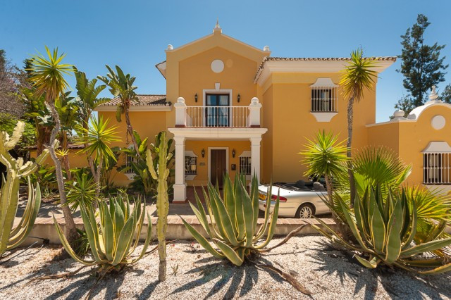 This beautiful Spanish villa was completed in 2003 and has magnificent views of the coast. It is sit, Spain