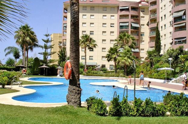 MARBELLA CITY: BRAND NEW !!  LOVELY COMPLEX WALKING TO THE BEACH / CENTER / SHOPS:   2 BED / 2 BATH , Spain