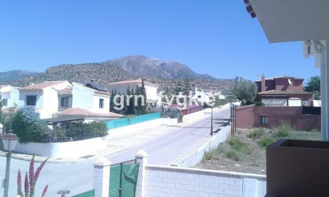 Townhouse - two floors, newly renovated, with large front terrace and back with private pool. With f, Spain