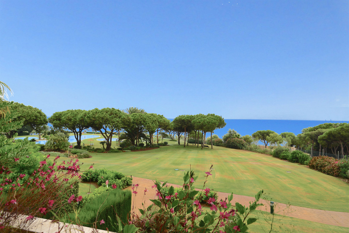 A 5 star FRONT LINE BEACH apartment just a short walk away from the best beach of Cabopino and the s,Spain