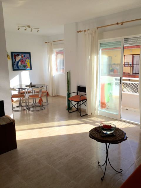 Delightful, 3 bedroom apartment, very spacious, in El Campello Pueblo near the Cultural Centre.  Thi, Spain