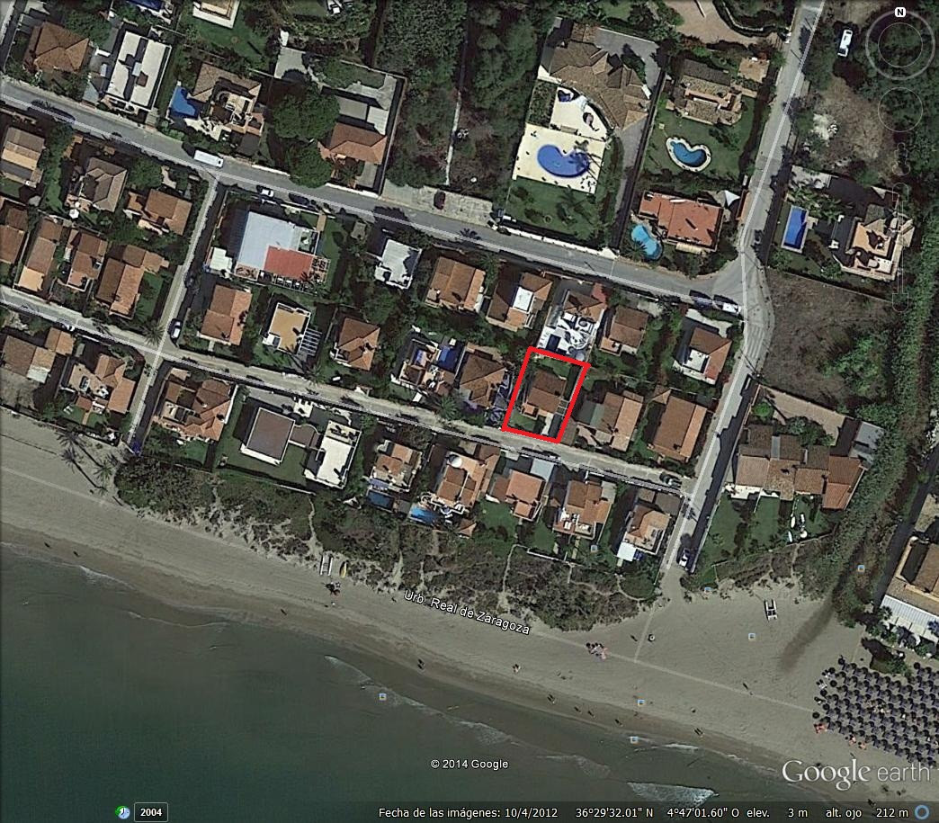 Fabulous property located on the second line to the sea !!! privileged by the beautiful beaches of E,Spain