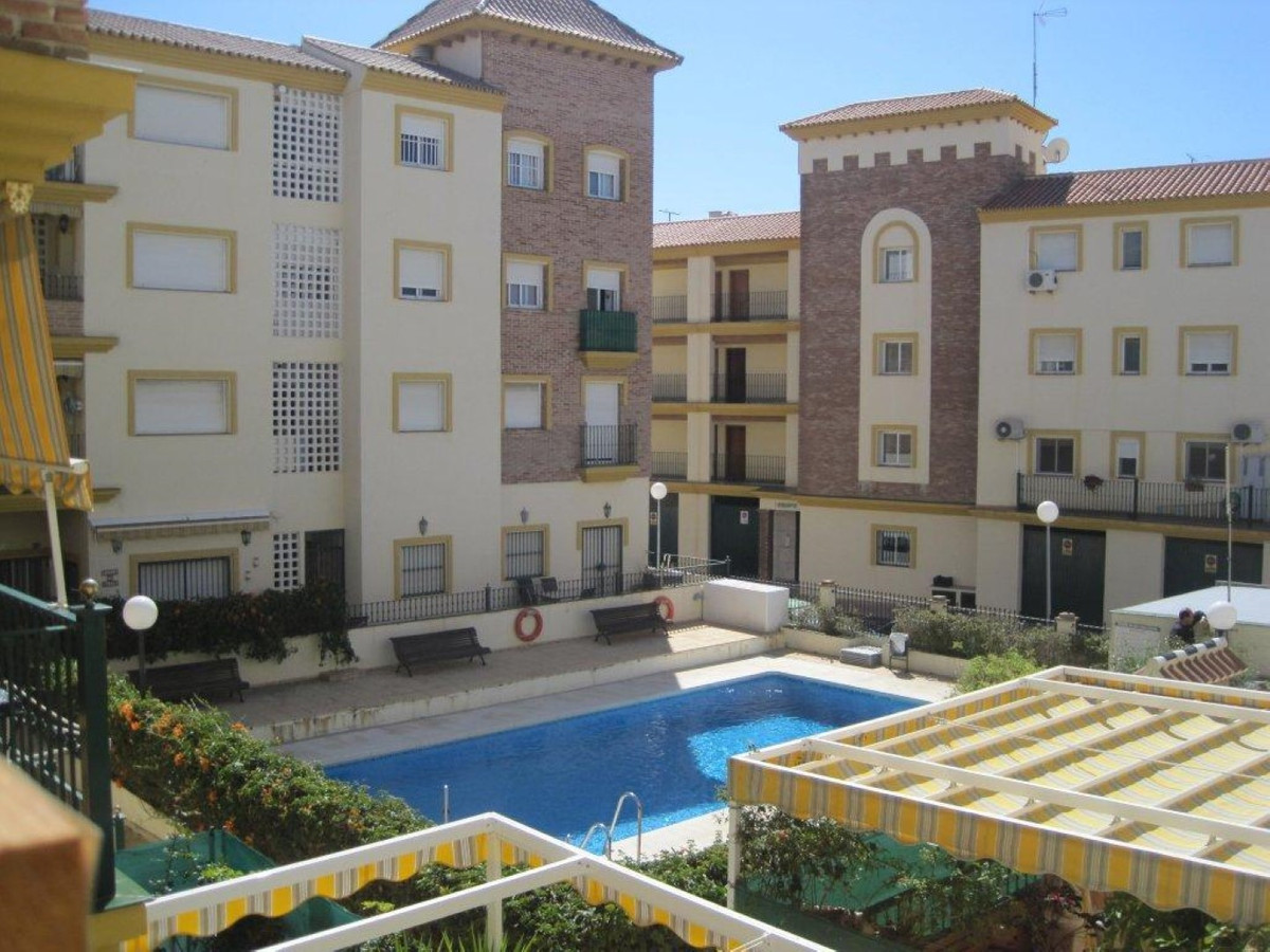 Magnificent apartment in Torrox-Costa. Consists of a living/dining room, a terrace, a large kitchen,,Spain