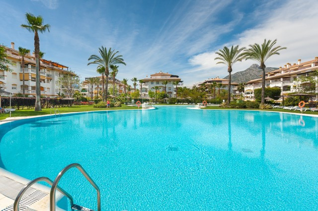 Immaculate ground floor corner apartment located a short way from the well known Puerto Banus. It be, Spain