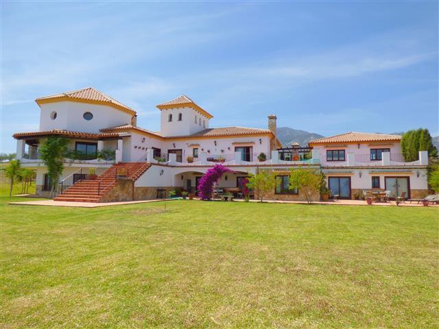 Detached Villa, Casarabonela, Costa del Sol. 5 Bedrooms, 3 Bathrooms, Built 0 m², Terrace 188 m², Ga,Spain