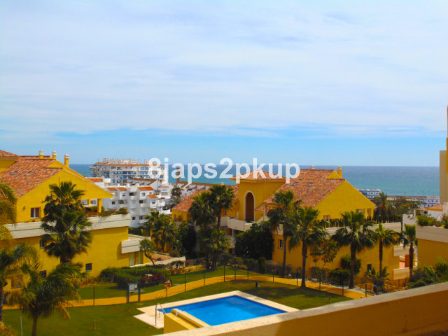 PUERTO ALTO, ESTEPONA PORT AREA. Amazing apartment for sale with lovely sea views and huge terrace!!,Spain