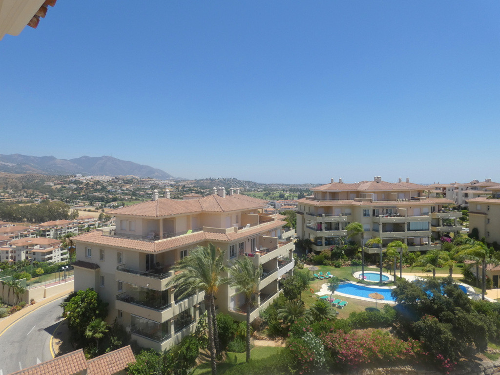 Beautiful spacious apartment in La Cala Hills with 2 bedrooms and 2 bathrooms with great views from ,Spain