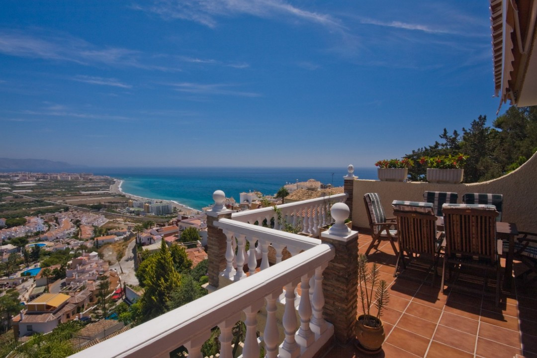 Villa Nerja  Luxury villa with all options! This high-quality South facing villa offers stunning vie, Spain