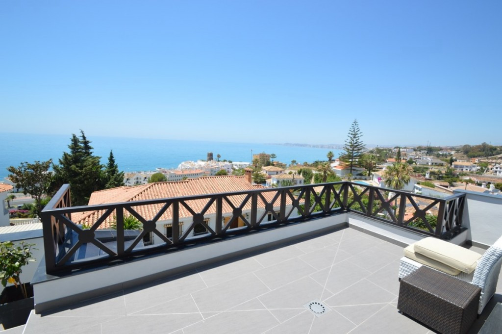 Super exclusive minimalist style Villa located in TORREMUELLE within walking distance to the beach, , Spain