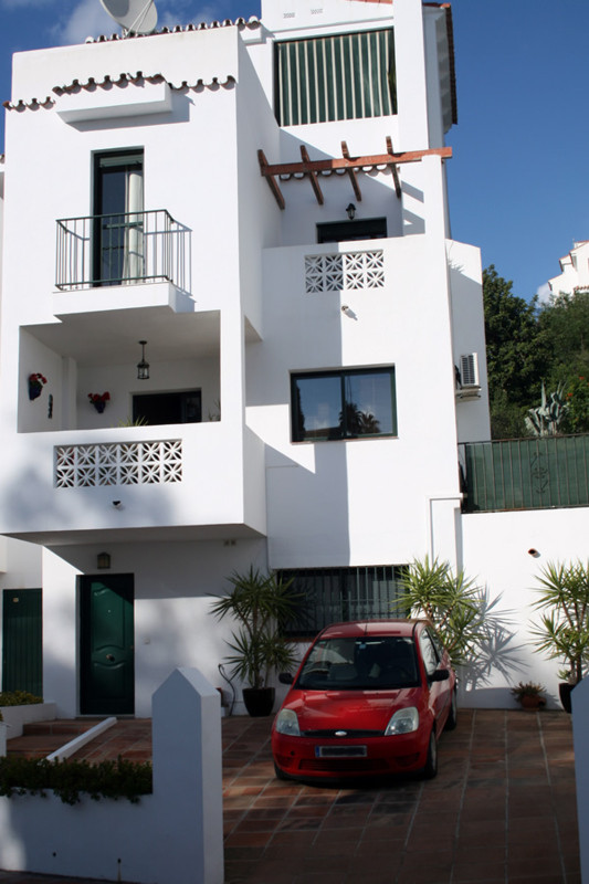 Nestled in the foothills of  the Mijas Sierras the urbanisation of Mijas Jardin is peaceful and secl,Spain