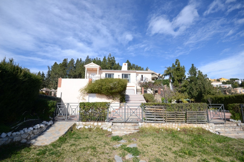 Amazing sea and city views - this is what comes to mind when someone tries to describe this villa.  ,Spain