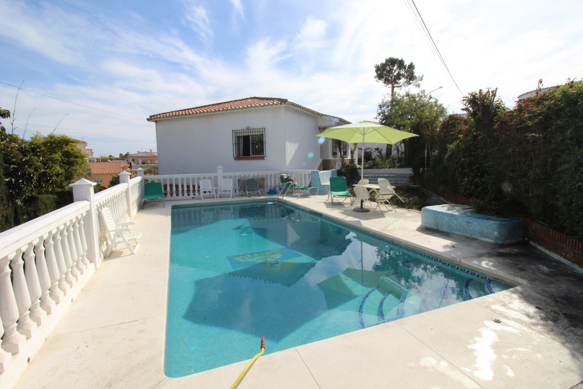 Wonderful villa with seaview in Benajarafe. The spacious villa is divided into two floors, on the fi, Spain